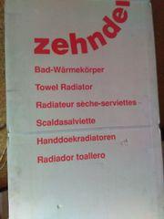 Bad Heizkörper Zehnder 1060-50
