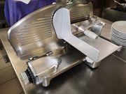 Gastro Aufschnittmaschine