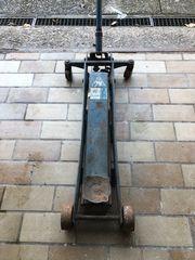 AC Hydraulik Wagenheber 1 Tonne