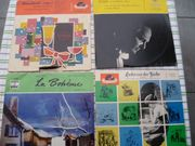 Musikplatten Diverse ältere Ausführungen Sammler