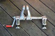 Schraubstock Zyliss Swiss made Aluminium