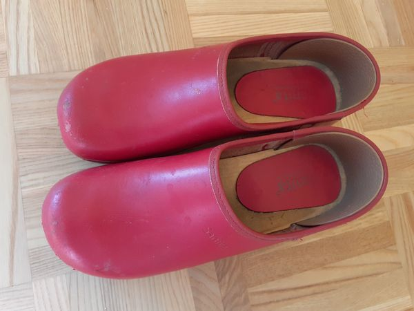 Sanita Clogs Gr 35