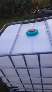 IBC TANK Container Zisterne Regenfass