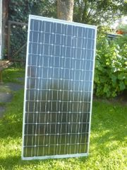 Siemens SM110-12 V Solarstrommodul Photovoltaikmodul