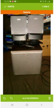 Labtec PULSE-385 PC BOXEN SUBWOOFER