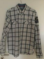 Jungen-Freizeithemd Gr 176 von Twinlife