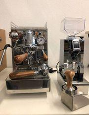 Siebträger Kaffemaschine Elba2