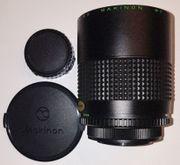 Objektiv 500mm von Makinon TOP