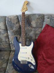 Elektro Gitarre E-Gitarre Squier STRAT