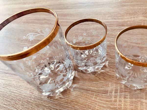 Whiskeygläser Eisglas