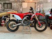 Honda CRF 450 2019 Motocross
