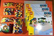 LEGO 700 Bausteine 4x Bauplatten