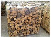 Verkauf Brennholz und Holzpellet