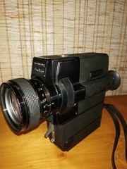 Sankyo Super 8 Schmalfilm Kamera