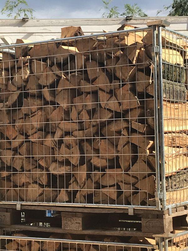 Brennholz Kaminholz Buche Eiche gemischt
