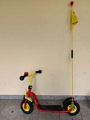 Kinderroller Scooter von Puky mit