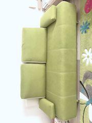 Sofa Bett TV Unterschrank Teppich