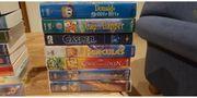 14 VHS Kassetten gebraucht und