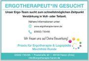 Ergotherapeut in gesucht
