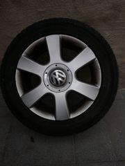 VW Touran original Alufelgen