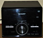 SHARP DVD Micro Component System