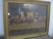 Gemälde Bild Abendmahl