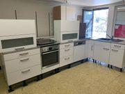 Nobilia Küche mit AEG Geräten