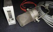 NEUMANN M49 Vintage Röhren Kondensator