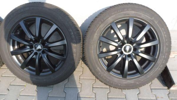 Audi VW Skoda Winterkompletträder 8x18