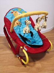 Hauck Bungee Deluxe Jungle Babywippe