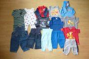 Kleiderkiste mit Babykleidung Gr 62