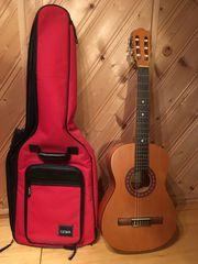 Kinder Gitarre mit Tasche