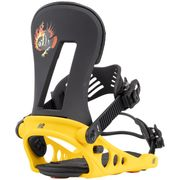 K2 Line Up Snowboardbindung - Yellow