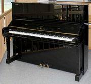 Klavier Yamaha YU30SB SILENT schwarz