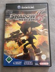 Shadow The Hedgehog Nintendo GameCube