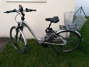 Damen Tiefeinsteiger E-Bike Flyer T8