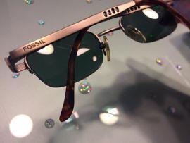 Schmuck, Brillen, Edelmetalle - Sonnenbrille von Fossil