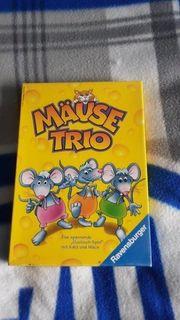 spiel Mäuse trio