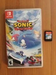sonic racing Nintendo switch