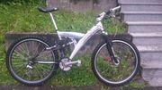 Neuwertiges und unbenutztes Jugendrad Herrenrad