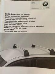 BMW Querträger für Reling - X1