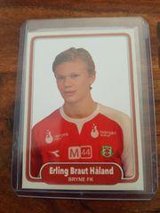 Erling Haaland Rookie Card FK