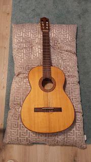 Anton Sandner Gitarre handgefertigt