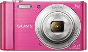 Digitalkamera Sony Cybershot DSC-W810 Pink -
