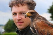 Weihnachts Angebot Erlebnis Greifvogeltag ein