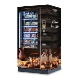 Landwirtschaft, Weinbau - Eierautomat mit Lift und Kühlung -