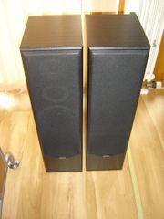3-Way Bass Reflex Lautsprecher-Boxen