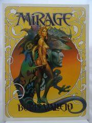 Fantasy book Mirage Boris Vallejo