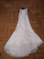 Brautkleid wie neu Größe S