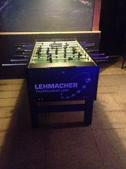 Lehmacher Kickertisch Profissional Mit Münzprüfer